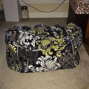 Pristine Vera Bradley Duffel Bag